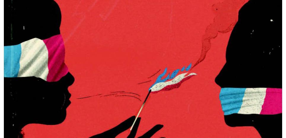 "Qui sont les ""idiots utiles"" du FN ? (Emmanuel Polanco/Colagene)"