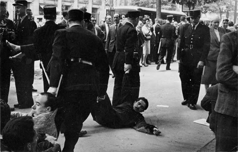 Nanterre mai 1960