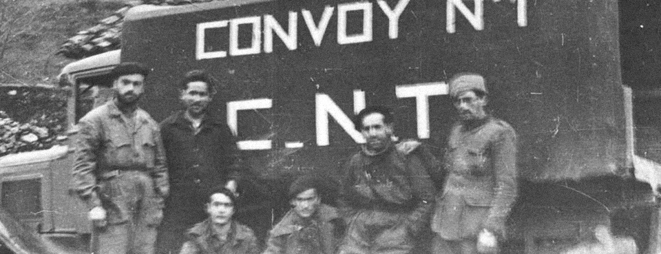 Anarchistes espagnols (DR)