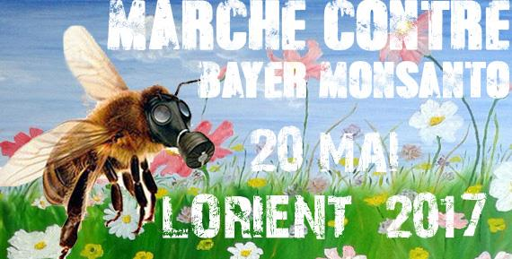 Marche Contre Bayer-Monsanto 2017